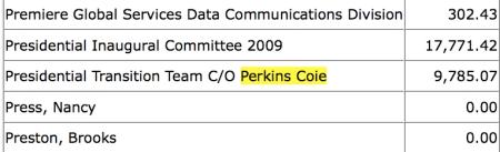 PERKINS  COIE 2009 Q2 B
