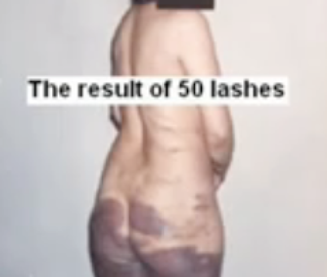 What 50 Lashes Looks Like